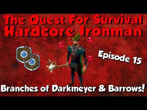 Xxx Mp4 Hardcore Ironman Branches Of Darkmeyer Barrows Runescape 3 Episode 15 3gp Sex