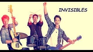 Soy Luna - Invisibles - Letra