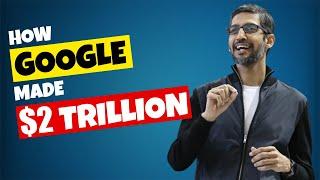 GOOGLE Business Model   Case Study   How GOOGLE earns?   Hindi