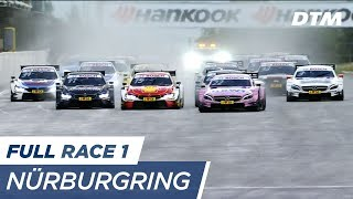 DTM Nürburgring 2017 - Race 1 (Multicam) - RE-LIVE (English)