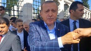 Cumhurbaşkanı Erdoğan, Ahsen Tv ile Bayramlaştı