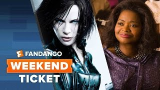 Underworld: Blood Wars, Hidden Figures, A Monster Calls | Weekend Ticket