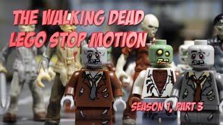 LEGO WALKING DEAD part 3