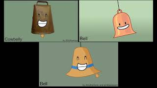 Bfdi Auditions but one is re - edited, re - animated and original.