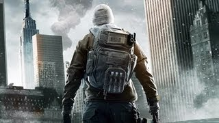 PS4 - Tom Clancy's The Division Trailer