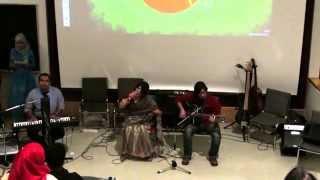 Bhalo lage josna rate (Renesa) ... Performed by Rasna Rahman