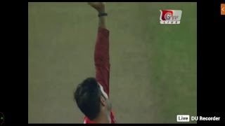 BPL 2017 RAJSHAHI VS COMILLA