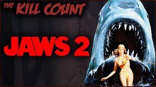 Jaws 2 (1978) KILL COUNT