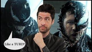 Venom - Trailer 2 (My Thoughts)