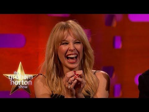 Xxx Mp4 Kylie Minogue LOVES John Krasinski's Dance Moves The Graham Norton Show 3gp Sex