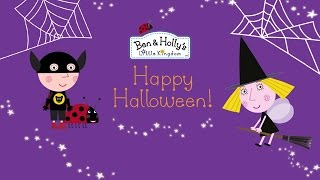 Ben and Holly's Little Kingdom- Spooky Halloween Compilation