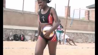 Uganda yeetegekedde empaka za beach volleyball