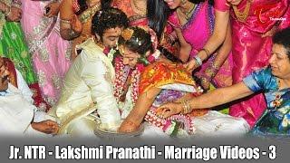 Jr. NTR - Lakshmi Pranathi - Marriage Videos - 03