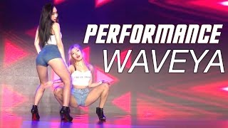 WAVEYA HyunA How's this? performance Youtube Fanfest 2016