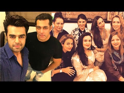 Xxx Mp4 Salman Khan S EID Party 2017 At His House Galaxy Apartments In Bandra 3gp Sex