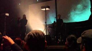 Laibach by Jim Noir @Huxleys.Berlin 29 December 2k10