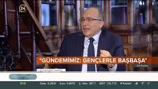 Zeynep Türkoğlu ile 24 Portre - Prof. Dr. Haluk Dursun (16.02.2019)