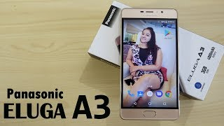 Panasonic Eluga A3 Unboxing & Overview- In Hindi