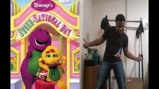 Barney's Sense-Sational Day Play Along