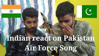 Indian Reaction on Pakistan Air Force Sher Dil Shaheen by Rahat Fateh Ali Khan and Imran Abbas