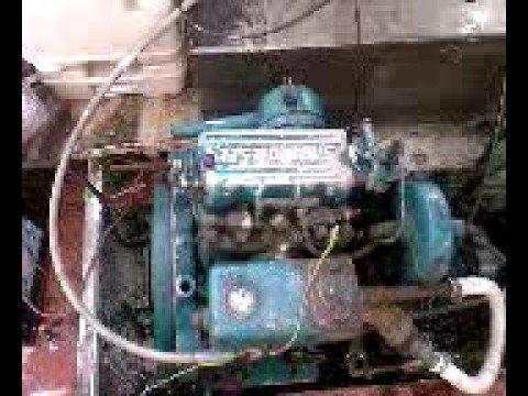 SABB diesel type 2H 18pk 1976