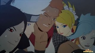 Naruto Online Mmorpg - Launch Trailer Cinematic (Storm Engine) (Chinese Game)