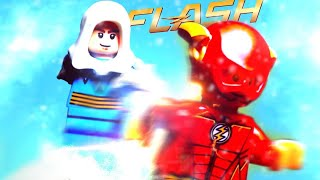 "LEGO The Flash: Crimson Comet - Episode 3 ""Shade in the Snowstorm"""