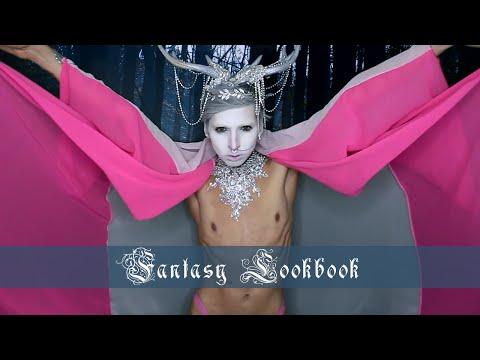 Fantasy Makeup + Lookbook