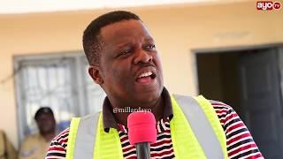 """RPC Msangi alivyotumia kauli ya  """"WATAPATA TABU SANA"""""""