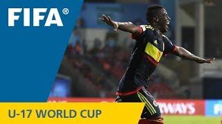 Match 26: USA v Colombia – FIFA U-17 World Cup India 2017