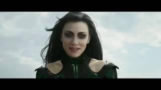 Thor Ragnarok (Hela Vs. Asgardians)