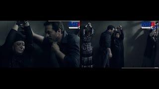 """شوف ضرب أم تامر حسني واخواته البنات من الظابط سيف الحديدي """"ترضي حد يعمل في امك كده؟"""""""