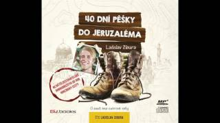 40 dní pěšky do Jeruzaléma - audiokniha