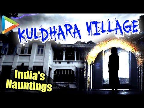 Kuldhara | Haunted Village | India's Hauntings | Horror | Real Story Of Kuldhara