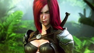 League of Legends New & Old Cinematic Trailer 2014 1080p