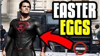 La referencia a SUPERMAN que no notaste en Wonder Woman y más easter eggs