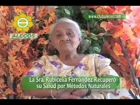 Testimonio de Dolor en Piernas y Rodillas Sra. Rubicelia Fernández