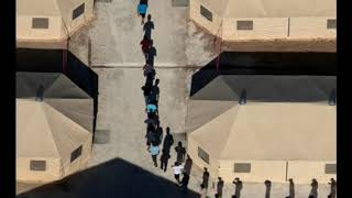 GMS: BREAKING NEWS- MIGRANT CHILDREN MOVED TO NEW TEXAS CAMP UNDER COVER OF DARKNESS!