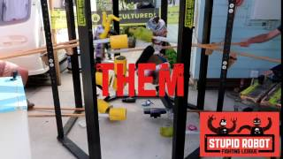 Stupid Robot Fighting League - New Intro V2