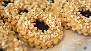 حلويات العيد / الصابلي الاقتصادي راقي بكريمة لذيذة جدا