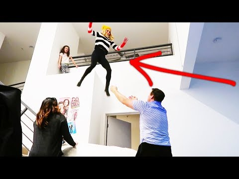 Xxx Mp4 Do Not Try This Rebecca Jumps Off Balcony At The Leblanc S Day 365 3gp Sex