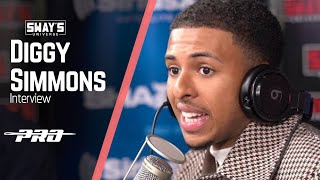 Diggy Simmons Announces New Album 'Lighten Up' After 6 Year Hiatus | Sway's Universe
