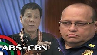 TV Patrol: Duterte inamin na siya ang nag-utos na i-reinstate si Supt. Marcos