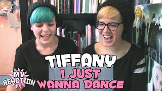 TIFFANY (티파니) - I JUST WANNA DANCE ★ MV REACTION
