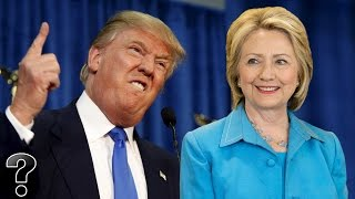 Donald Trump Or Hillary Clinton? - Who Should Be The Next American President?