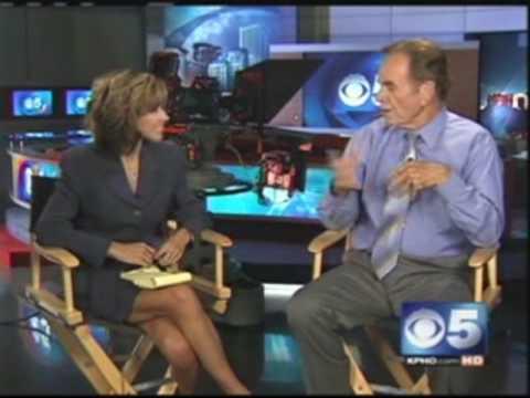 Kent Dana's final newscast