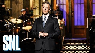Seth Meyers Monologue - SNL