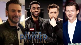 Avengers React to Black Panther Movie - Must Watch 2018