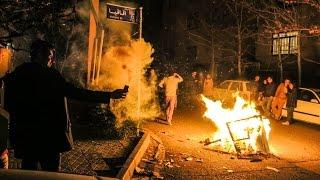[HD] Tehran EXPLODES on Chaharshanbe Suri Real Iran Nowruz