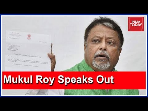Xxx Mp4 BJP Leaders Mukul Roy Breaks Silence Over Saradha Chit Fund Scam 3gp Sex